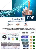 SMECorp Industry 4 and Implications to SMEs