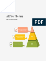 Pyramid Diagram 4