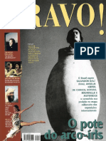 BRAVO! - N. 006 - MAR 1998 - O POTE DO ARCO-ÍRIS - SALVADOR DALI, ANSELM KIEFER, DE CHIRICO, BOTERO, BOURDELLE & MUYBRIDGE - CORPORATIVO.pdf