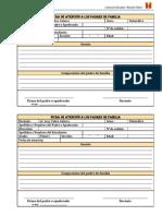 Registro Asistencia de Padres y Estu. - 2016