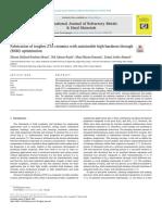 Fabrication of tougher ZTA ceramics with sustainable high hardness through (RSM) optimisation.pdf