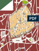 Plano Ciudad Monumental