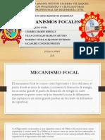 MECANISMOS FOCALES
