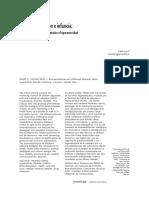 Biomedicalizacion e Infancia