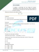 Equivalências - 002558