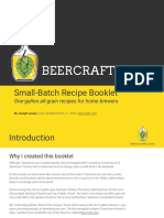 BeerCraftr Recipe Booklet 37