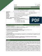 GD Metodología Infantil 2018-2019
