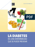 Boletin Diabetes Bajas Una Minsa