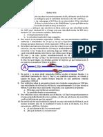 EJERCICIOS MRU