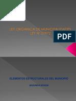 2.s. Estructurales Del Municipio