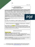 Edital Reforma Do Bloco Cirúrgico - Tomada de Preço 020-2016 - Redação Final