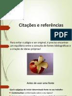 aula 6.1 - Citações e referências