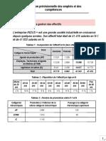 GPEC Exercice 1