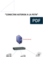 Paso a Paso Conectar Asterisk a PSTN