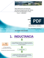 DIAPOSITIVAS GRUPO 4 INDUCTANCIA