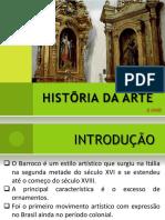 Histõria Da Arte - 8 Ano