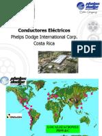 CONDUCTORES ELECTRICOS PDIC COSTA RICA.pps