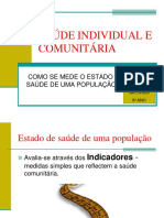 Saude Individual 1 Comunitria Indicadores 1
