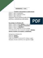 AULA 002 - LIGANDO E DESLIGANDO O MICRO - 1ª em diante.doc