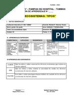 Sesion Ciencia Ecosistemas Clases 11-10-18