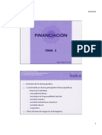 Tema 5 Financiación