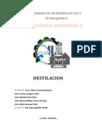Inf. Destilacion