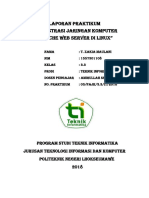 T. Zakia Maulani-Apache Web Server