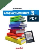 Material Complementario Lengua 3º ESO Guadiel