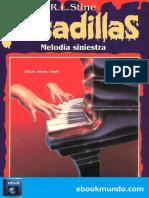 13.- R.L Stine - Melodia Siniestra - SirUnder - FCC