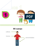 Resumen Espanol Science Unit 1 Year 1