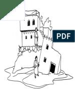 Casa Sobre La Roca y Arena