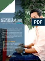 Licenciatura en Políticas Publicas Para Gob. Loc. en Linea