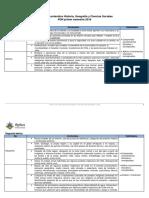 Contenidos PDN Primer Semestre 2018 Historia 1