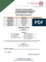Lauree Medicina e Chirurgia Luglio 2015 Agg 0907_0