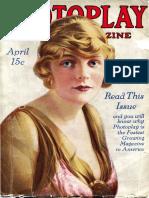 Photoplay April, 1915