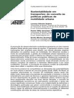Sustentabilidade em transportes_do conceito às políticas Públicas.pdf