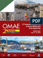 OMAE2018 Program