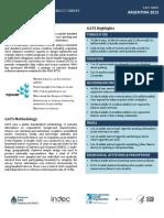 Argentina Fact Sheet 2012