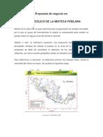 Propuesta Parque Eolico