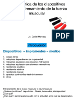 Dispositivos Para Entrenamiento Muscular