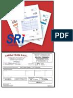 Las Guías de Remisión Son Documentos Que Sustentan El Traslado de Bienes Entre Distintas Direcciones
