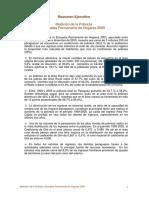 Medición de la Pobreza Encuesta Permanente de Hogares 2005