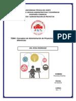 Consulta Administración Integral de Riesgos