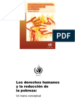 Los derechos humanos, la reducción de la pobreza, Naciones Unidas.pdf