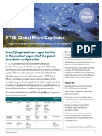 FTSE Global Micro Cap Index Methodology Overview