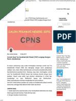 Contoh Soal Tes Karakteristik Pribadi (TKP) Lengkap Dengan Kunci Jawabannya.pdf