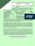 Examen de Mesa - SEM - I - 2014