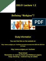 205 1 2 Defining Religion Text