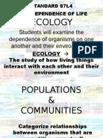 Ecosystem Organization