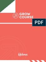 Grow Course Engv6 Online